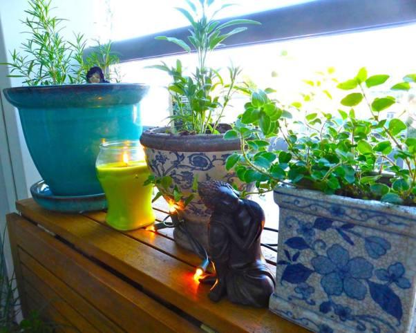 garden patio:small spaces