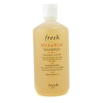 Fresh Milk & Rose Shampoo